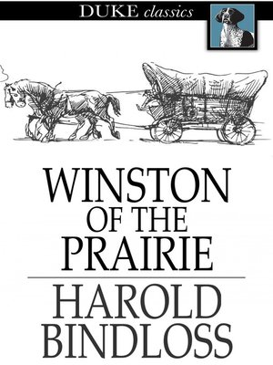 cover image of Winston of the Prairie